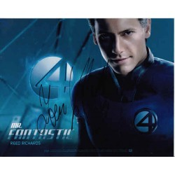 Ioan Gruffud Fantastic Four genuine signed authentic signature photo