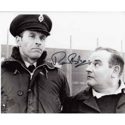 Ronnie Barker genuine signed authentic signature photo
