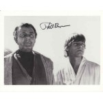 Star Wars Phil Brown genuine signed authentic signature photo