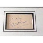 Stewart Granger genuine signed authentic autograph photo display