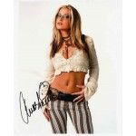Anastacia authentic genuine signed autograph photo