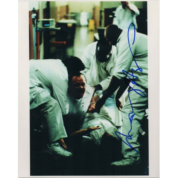 Anthony Hopkins genuine authentic autograph signed photo.