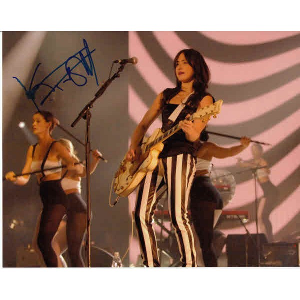 KT Tunstall genuine authentic signed autograph photo.