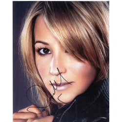 Rachel Stevens MUSIC authentic genuine signed autograph photo