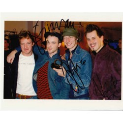 Travis music authentic genuine signed autograph photo