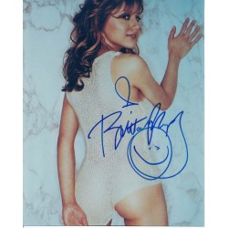 Brittany Murphy signed authentic autograph photo