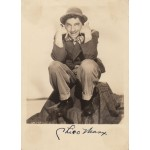 Chico Marx  genuine signed authentic signature photo