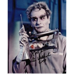 Eli Wallach Batman Mr Freeze signed authentic autograph photo