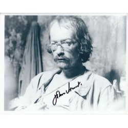 SOLD John Hurt authentic genuine signed autograph photo