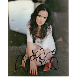 Juliette Lewis Cape Fear etc signed authentic autograph photo