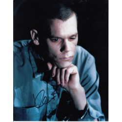 Kevin Bacon signed authentic autograph photo