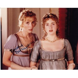 SOLD Emma Thompson signed authentic autograph photo