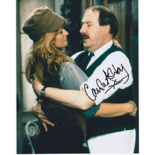 Allo Allo Carole Ashby genuine signed authentic signature photo