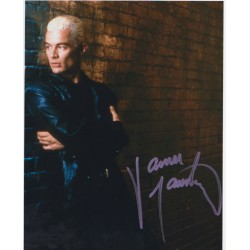 Angel, Buffy, James Marsters signed original genuine autograph authentic photo
