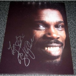 Billy Ocean signed autograph photo 3
