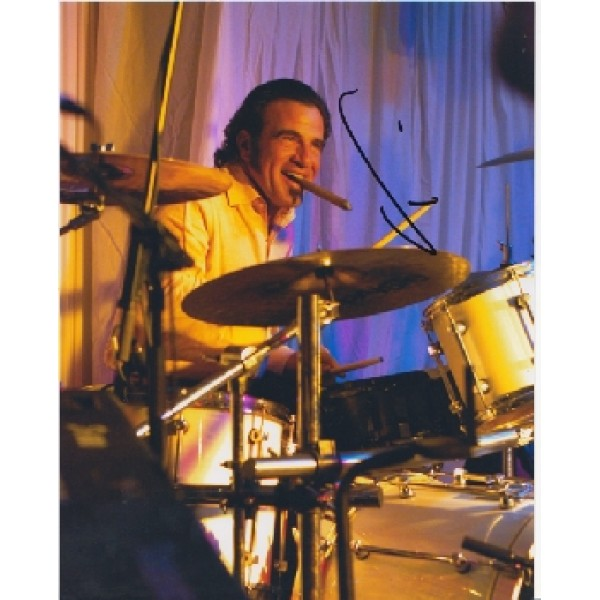 Bon Jovi Tico Torres signed colour photo 3