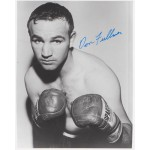 Boxing Don Fullmer signed original genuine autograph authentic photo