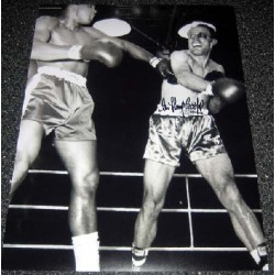 Boxing Henry Cooper genuine signed authentic signature photo 11