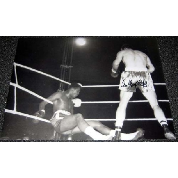 Boxing Henry Cooper genuine signed authentic signature photo 14