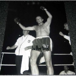 Boxing Henry Cooper genuine signed authentic signature photo 20