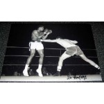 SOLD Boxing Henry Cooper genuine signed authentic signature photo 21