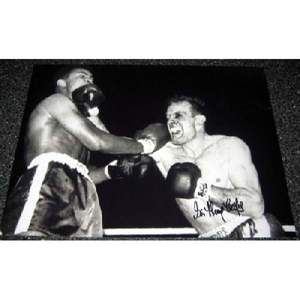 Boxing Henry Cooper genuine signed authentic signature photo 22