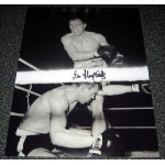 Boxing Henry Cooper genuine signed authentic signature photo 25