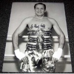 Boxing Henry Cooper genuine signed authentic signature photo 29