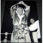 Boxing Henry Cooper genuine signed authentic signature photo 30