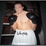 Boxing Henry Cooper genuine signed authentic signature photo 6