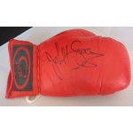 Boxing John H Stracey signed original genuine autograph authentic glove