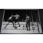 Boxing Max Schmelling signed autograph photo