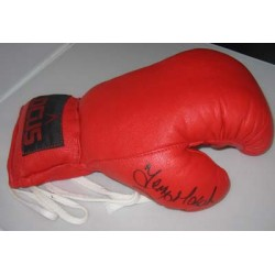 Boxing Terry Marsh signed original genuine autograph authentic glove