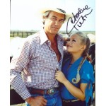 Charlene Tilton Dallas genuine signed autograph photo.