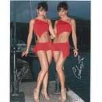 Cheeky Girls genuine authentic signed autograph colour photo