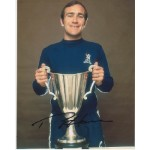 Chelsea, Ron 'Chopper' Harris signed colour photo 2