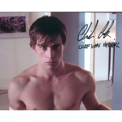 Christian Cooke Demons genuine authentic signed autograph photo