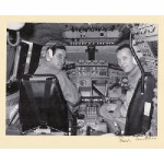 Concorde Brian Trubshaw signed autograph image 2