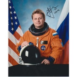 Cosmonaut Onufrienko Space genuine signed autograph photo 2