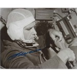 Cosmonaut Shatalov space genuine signed autograph photo 7