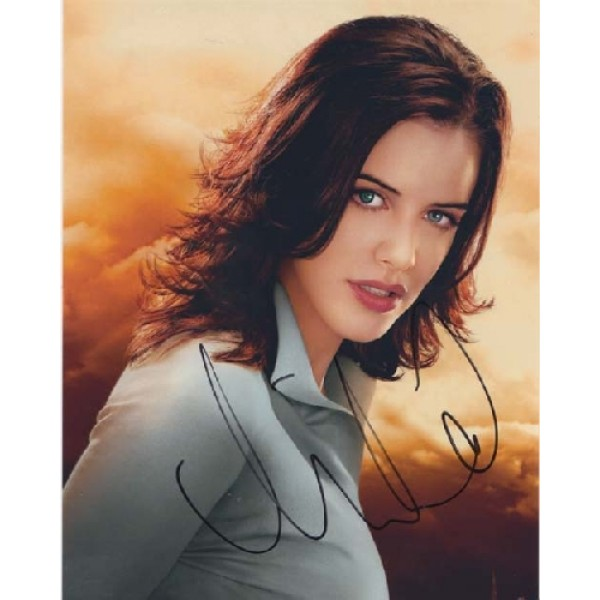 Doctor Who Michelle Ryan genuine signed authentic signature photo