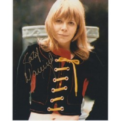 Dr Doctor Who Katy Manning signed original genuine autograph authentic photo