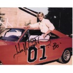 Dukes of Hazzard John Schneider signed autograph photo