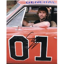 Dukes of Hazzard Sean Scott genuine signed authentic signature photo