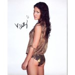 Evangeline Lilly genuine signed authentic signature photo
