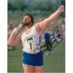Geoff Capes signed autograph photo 3