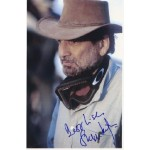 Heath Ledger Shekar Kapur signed autograph colour image 2