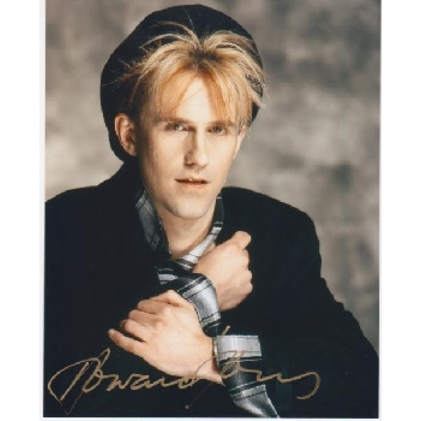 Howard Jones genuine signed autograph colour photo 3