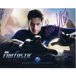 Ioan Gruffud Fantastic 4 genuine signed authentic signature photo