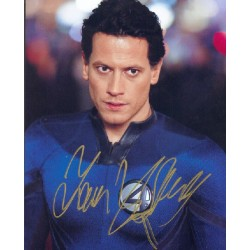 Ioan Gruffudd Fantastic Four genuine signed authentic signature photo